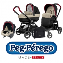 TRIO BOOKPLUS  PEG PEREGO SPECIAL EDITION 500